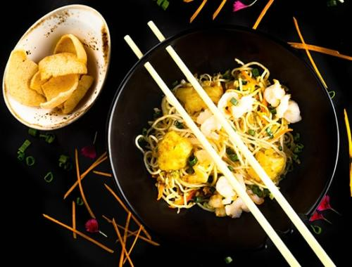 Chinese Noodles - Wicked China