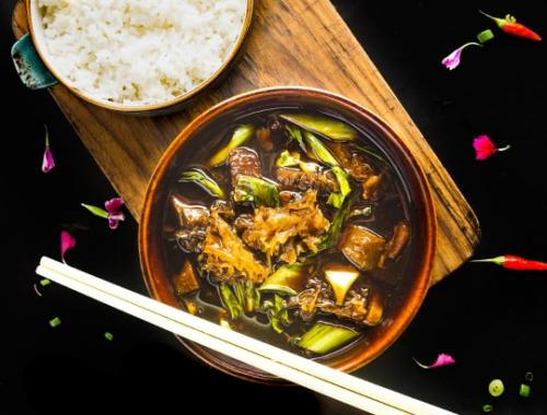 Asian Soups - Wicked China