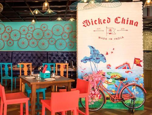 Chinese Restaurant - Wicked China