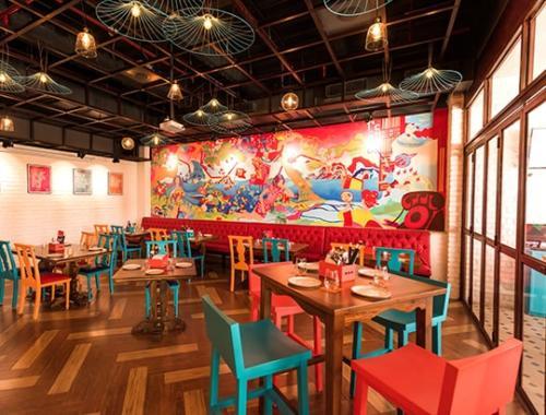 Chinese Restaurantin Pune